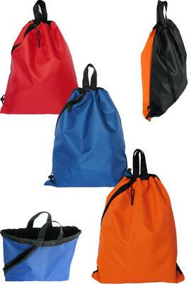 Удобный двухцветный мужской рюкзак на 2 отделения, водостойкая ткань,качество,гарантия