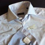 мужская рубашка CORNELIANI slim fit оригинал размер S.M