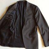 Продам мужской пиджак известного бренда PAL ZILERI LAB оригинал slim fit состояние 100% шерсть р 48