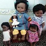 Распродажа коллекции куклы куколки лялька шоколадки этнические мулатки винтаж