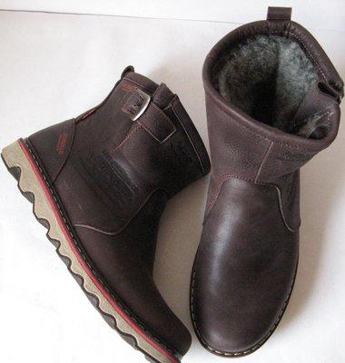 Levis Мужские зимние черные кожаные Levi s Угги Левис ботинки сапоги ... e16c78f4a5877