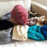 Распродажа Береты теплые зимние