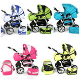 Детские коляски модные