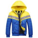 Яркая спортивная куртка D6569