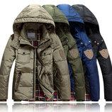 Куртка зимняя 4 цвета D6581
