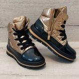 Ботинки для модниц