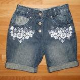Шорты джинсовые Adams р.122-128