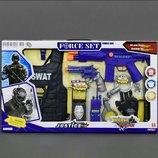Полицейския набор с бронежилетом оружие ролевые игры 34270