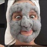 суперочищающая маска для лица Bubble mask