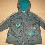 Отличная куртка Wertbaudet 3г
