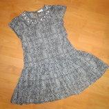 Нарядное платье на 9 лет, рост 128-134