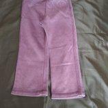 Теплые трикотажные штанишки фирмы Cherokee.