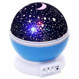 Вращающийся ночник Звездного неба Star Master Dream Rotating