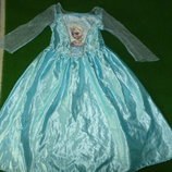 платье Эльзы на 13-14 лет