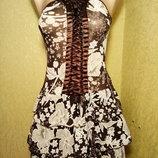 Платье летнее размер Хl фирмы Euros, б/у