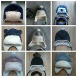 шапка зима 0..8р в асортименті шапка зимняя для мальчика