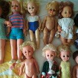 Цена за 8.Скидка кукла коллекционная винтажная гдр,германия,куколка винтаж,пупс мулатка ари сони
