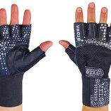 Перчатки атлетические с фиксатором запястья Velo 3234 размер S-XL