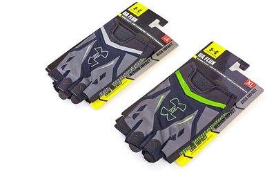 Перчатки для кроссфита Under Armour 6305, 2 цвета размер M-XL