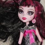 кукла Монстер Хай Дракулаура Draculaura Monster High Mattel Сша оригинал клеймо ремонт