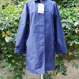 Плащ-Дождевик Uniqlo, новый с бирками, цвет- насыщенный синий.