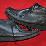 мужские кожаные ботинки Penguin
