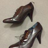 Шкіряні туфлі 38 розміру
