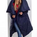 Пуховик-Одеяло пальто-одеяло зимняя куртка оверсайз