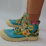 текстильные ботинки coolway 41 р.