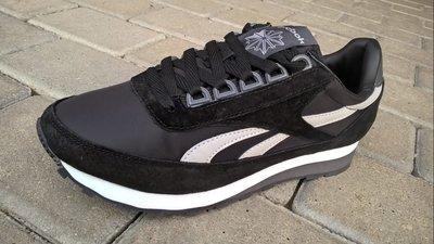 Мужские кроссовки Reebok Classic черные , распродажа
