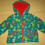 Яркая куртка с дракончиками Miniclub 1-1,5г,