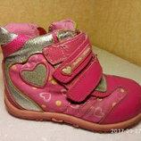 Сапожки,сапоги,ботинки,полусапожки размер 24, б/у