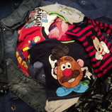 детская одежда детская Секонд Хенд разные сортировки по возрасту и полу Second