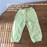 Фирменные штаны BABY CLUB C&A новые.