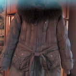 Зимняя курточка пуховик
