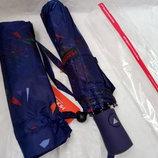 осенние зонты полуавтомат