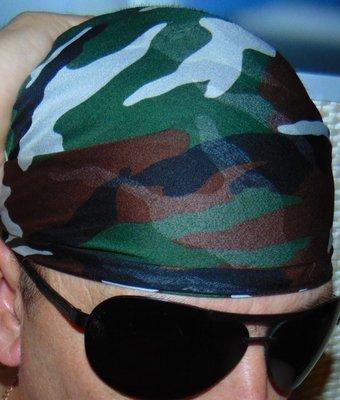 Стильная бандана платок милитари Италия .