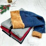 Теплые лосины на меху на девочку детские лосины утепленные для девочки 440048