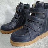 Зимние ботинки ортопедические на Овчине Т-529, Ортекс
