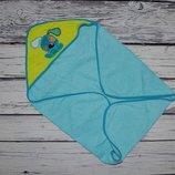 фирменное натуральное детское полотенце уголок детское