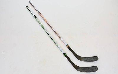 Клюшка хоккейная для взрослого Senior 5015-L левосторонняя от 17 лет и старше 170см