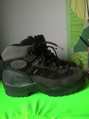 Ботинки термо замша Rock outdoor
