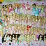 Цена за 88.коллекционная кукла Mattel simba Штефи Симба маттел Барби фея шарнирная русалка опт братс