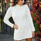 Женское платье,женский свитер,вязаное платье,вязаный свитер,вязаная туника