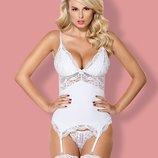 810 corset white белый корсет богато украшенный цветочным кружевом