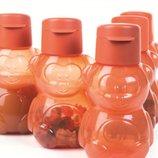 Tupperware эко-бутылка Мишутка 350мл