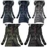 Женская зимняя куртка большие размери