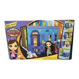 Домик Littlest Pet Shop 5002 сборный, с куклой, мебелью, в кор.46 7 31см