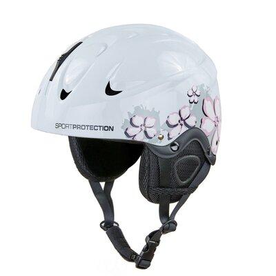 Шлем горнолыжный с механизмом регулировки 2948 размер S/М 53-58см