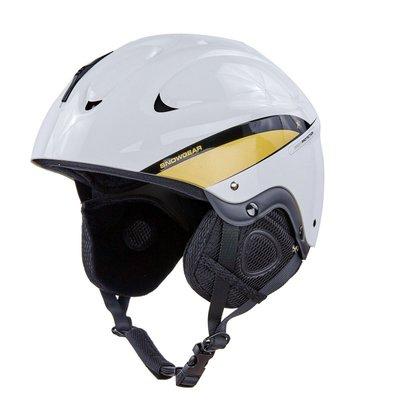 Шлем горнолыжный с механизмом регулировки Moon 86W-L размер 58-61см
